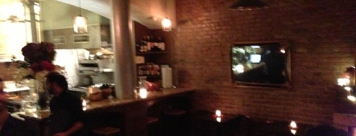 a casa fox is one of New York Fire Place Bars.