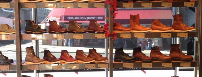 Red Wing is one of NYC.