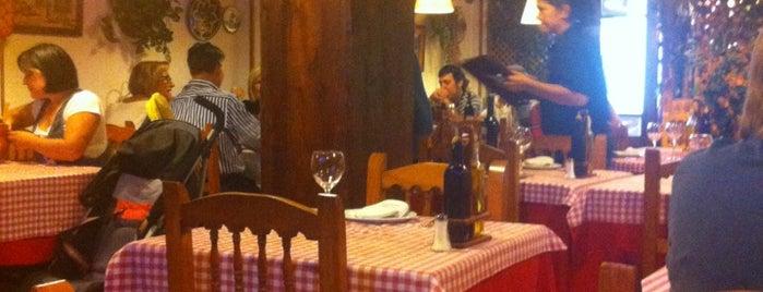 El Rebost d'en Manel is one of Comer bien.