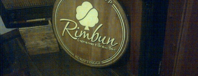 Rimbun Espresso & Brew Bar is one of Potable Coffee Global.