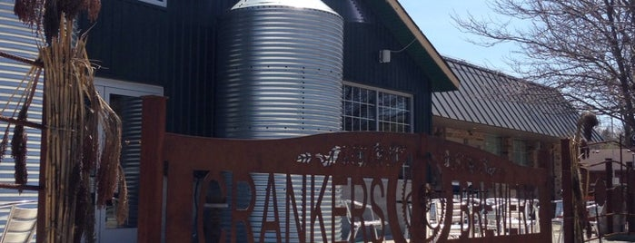 Cranker's Brewery is one of Chicagoland Breweries.