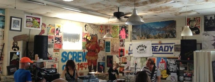 Trailerspace Records is one of Austin Adventures.