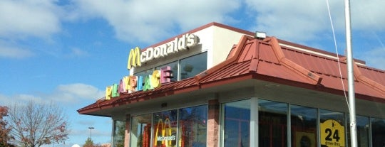 McDonald's is one of Restaurants in Fayetteville.