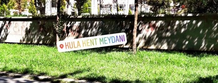 Kula Kent Meydanı is one of themaraton.