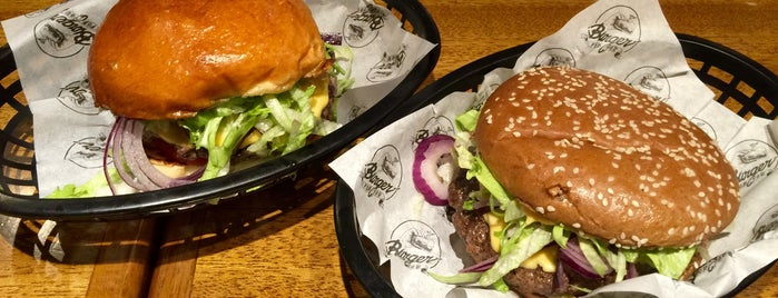 Burger For You is one of Hamburguer's de SP.