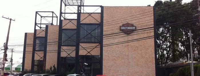 Harley Davidson ABA is one of São Paulo.