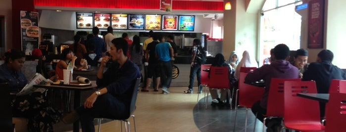 Burger King is one of All-time favorites in Malaysia.