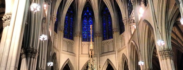 St. Patrick's Cathedral is one of Must go in NY.