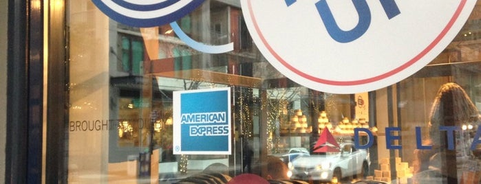 Shop Small® Pop Up, brought to you by American Express & Delta Air Lines is one of Work Todo's.