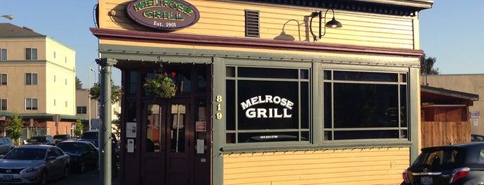 Melrose Grill is one of Northwest Washington.