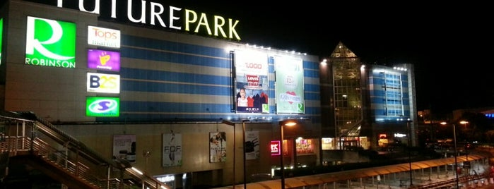 Future Park is one of Top Malls in BKK.