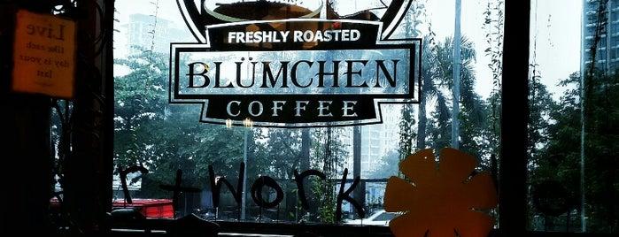 Blümchen Coffee is one of Anni in Jakarta.