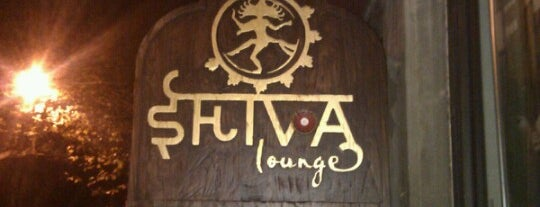 Shiva Lounge is one of Shanghai.
