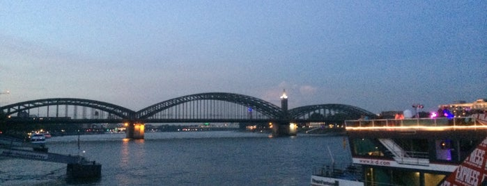 Rhine is one of Mein Deutschland.