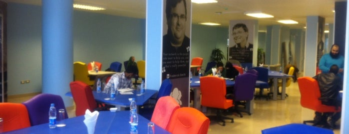 M3mal Coworking Space | (معمل (مساحة عمل مشتركة لرواد الأعمال is one of Egypt Coworking Spaces.