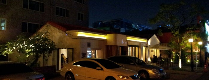 be in is one of Must-visit Cafés in Daegu.