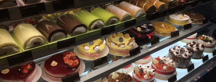 Jean Boulangerie is one of Travel Guide to Seoul.