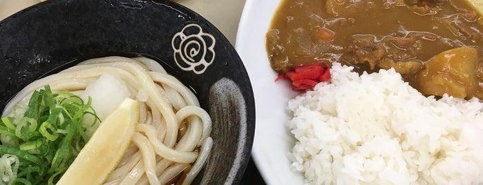 はなまるうどん is one of はなまるうどん 関東地方.