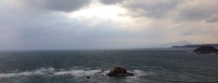 絵鞆岬 is one of 地元観光案内.