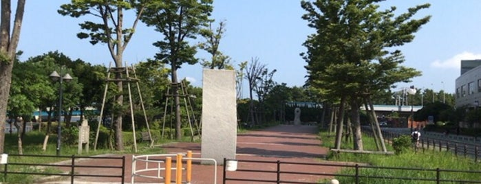 地行中央公園 is one of FUKUOKA.