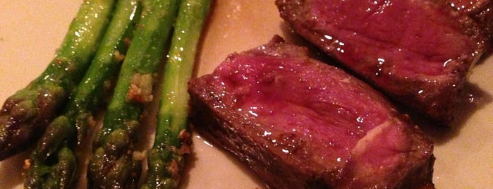 MarkJoseph Steakhouse is one of Want to Try Out New.
