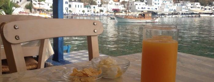 Madares Hotel - Restaurant is one of Cruising Thru Crete.