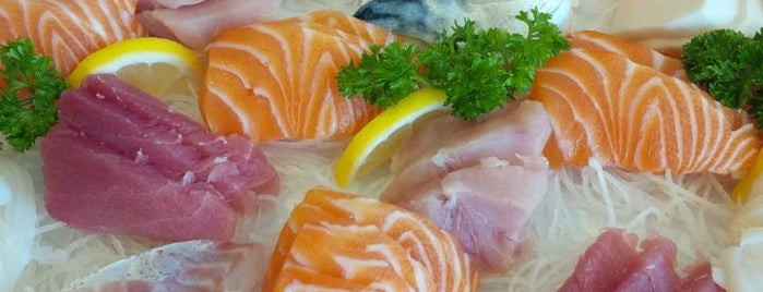 Joya Sushi is one of Hamilton Eats.