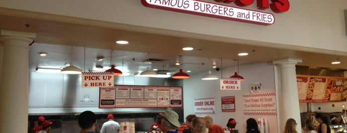 Five Guys is one of Dining in Orlando, Florida.