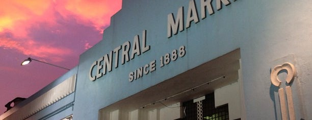 Central Market (Pasar Seni) is one of malaysia/KL.