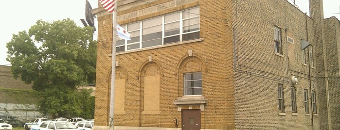 Englewood Fire Alarm Office. is one of Work.
