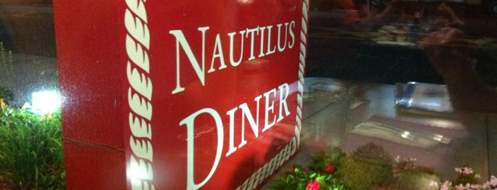 The Nautilus Diner is one of My Places.