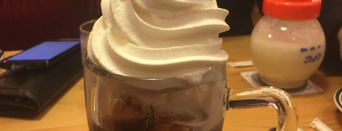 Komeda's Coffee is one of グレート家康公「葵」武将隊.