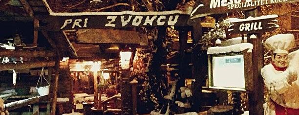 Pri Zvoncu is one of Kroatien.