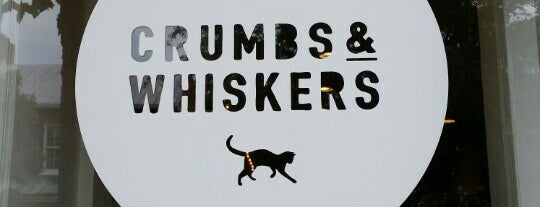 Crumbs & Whiskers is one of Washington DC.
