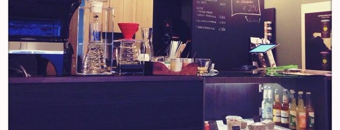 Green Cup Coffeeshop is one of #ThirdWaveWichteln Coffee Places.