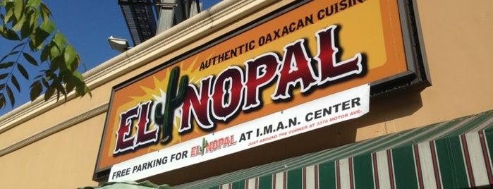 El Nopal is one of Vegan <3.
