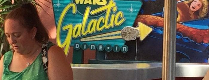Galactic Star Wars Dine in Breakfast is one of Star Wars Weekend.