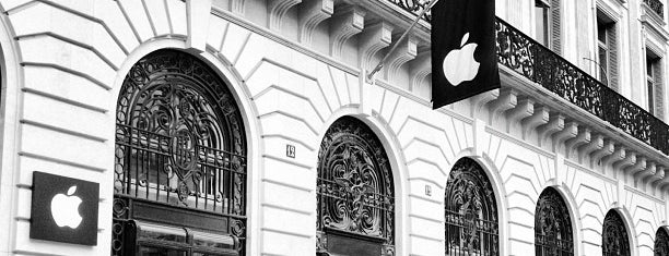 Apple Opéra is one of paris. buy everything.