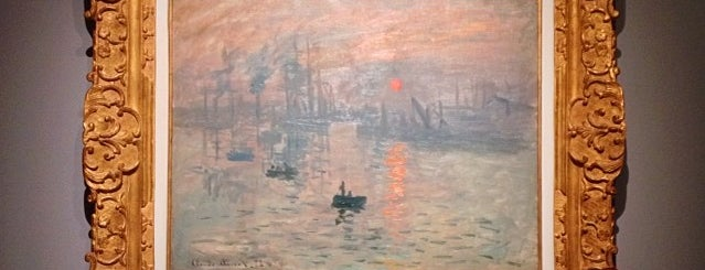 Musée Marmottan Monet is one of Where should Alice & I go in Paris?.