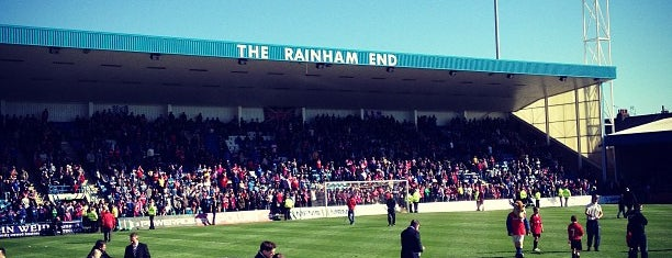 MEMS Priestfield Stadium is one of Events To Visit....