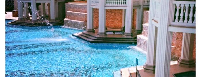 Kaua'i Marriott Resort Pool is one of Kauai Favorites.