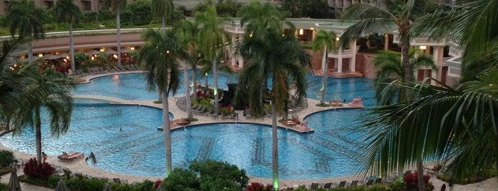 Kaua'i Marriott Resort is one of Kauai Favorites.