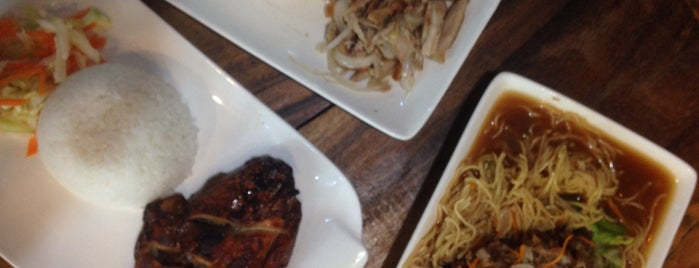 Tinuno Grill & Cafe Earnshaw Branch is one of Manila Area.