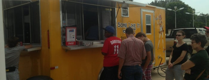 Some Like It Hot Food Truck is one of food places and things.