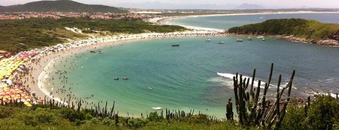 Praia das Conchas is one of Rio 2013.