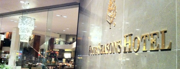 Four Seasons Hotel Sydney is one of Loved by Gluten Free'rs across Australia.