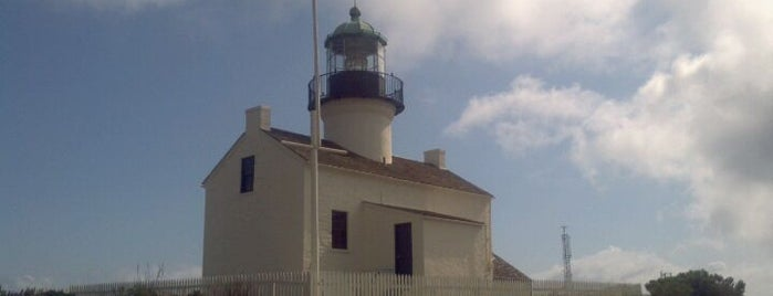 Old Point Loma Lighthouse is one of Keeping It Local:  10 Must See Places in SD.