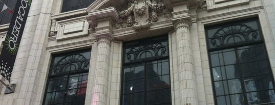 Gamerbase Trocadero is one of The London Geek Trail.