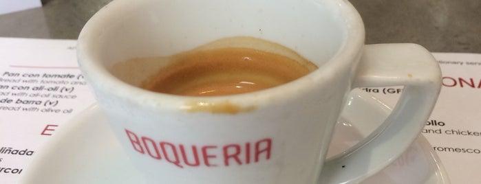 Boqueria is one of Spain.