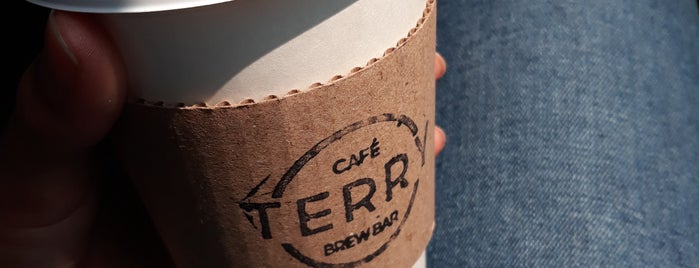 El Café de Terry is one of To try.